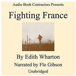Fighting France audiobook cover art