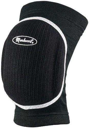 Markwort Bubble Knee Pads, Black, Large
