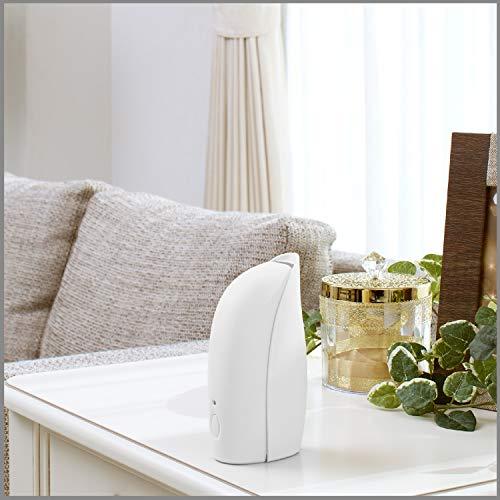 消臭力自動でシュパッと消臭芳香剤電池式玄関・部屋用ピュアフローラルの香り本体39mL
