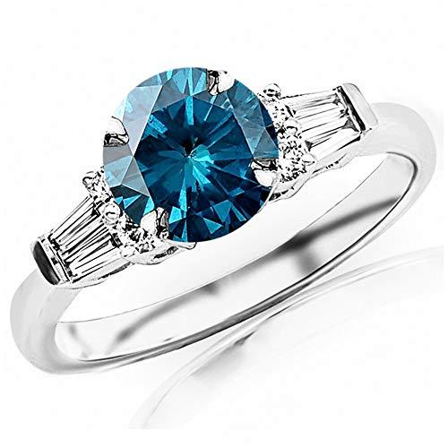 0.85 Ct Tw Round Diamond - 6