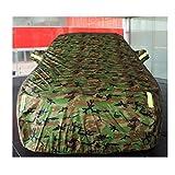 SHATONG-Car Cover Auto-Abdeckung Kompatibel mit Audi TTRS Auto-Abdeckung Allwetter-Plane Regenschutz Auto-Schutzkleidung Limousinen-Abdeckung Atmungsaktives Auto-Kondom (Color :...