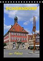 Schorndorf im Fokus (Tischkalender 2022 DIN A5 hoch): Reizvolle Ansichten der historischen Daimler-Stadt (Monatskalender, 14 Seiten )