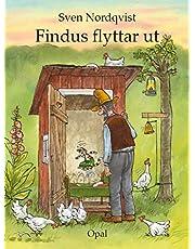Findus flyttar ut (med ljudbok): 11/11