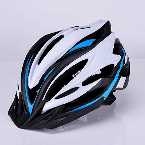 XYL Casco para Bicicleta certificación CE Advertencia de luz Trasera Peso Ligero...