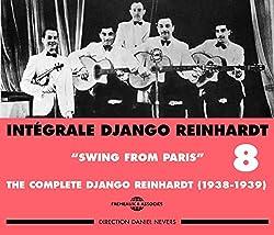 Intégrale Django Reinhardt Vol.8 (1938-1939)