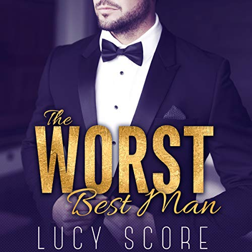 The Worst Best Man audiobook cover art