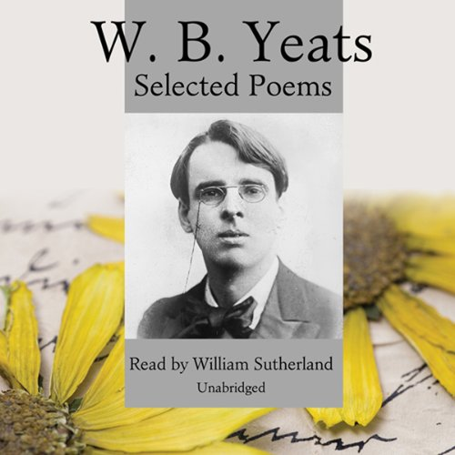 『W.B. Yeats: Selected Poems』のカバーアート