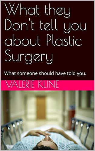 What they Don't tell you about Plastic Surgery: What someone should have told you. (English Edition)