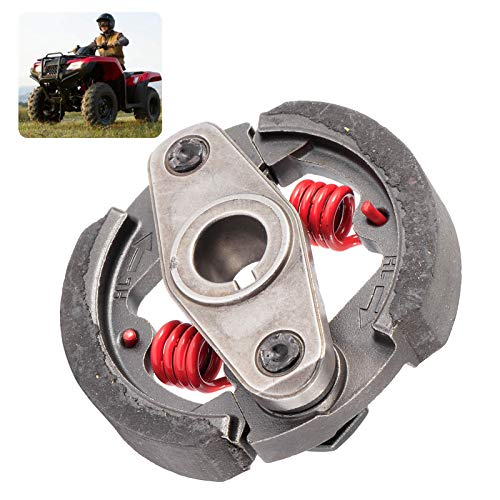 Embrague de bolsillo para motor de bicicleta, piezas de motocicleta Quad 4 ruedas Dirt Bike Embrague de bolsillo para bicicleta, ATV Heavy Duty Fit para motocicleta
