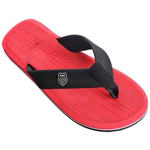 Vertvie Flip Flops Zomerschoenen voor heren, strand, sandalen, indoor outdoor, slipper, teenslippers