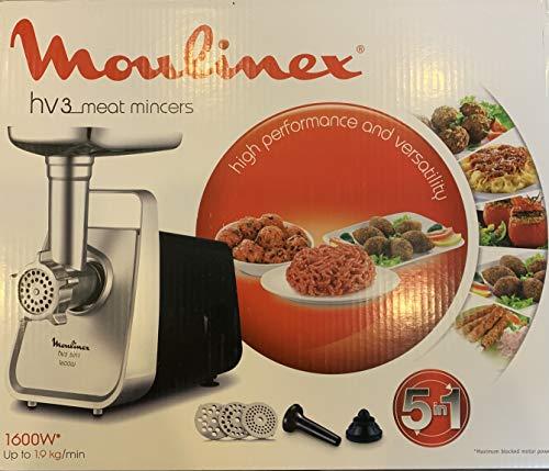 Moulinex Meat Mincer HV3 + KEBBE ATT.
