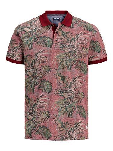 JACK & JONES PREMIUM Herren Polo Shirt, Größe:XXL