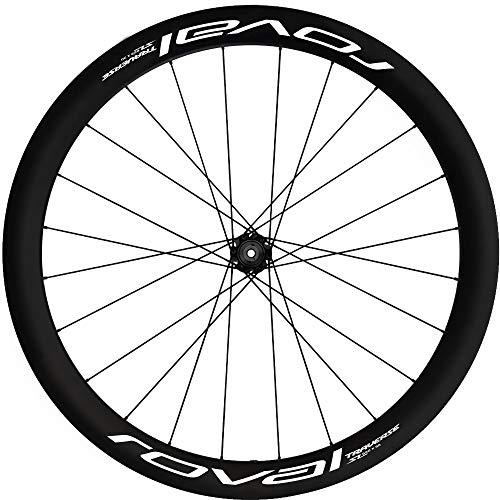Pegatinas Llantas Bicicleta ROVAL Traverse SL 2020 WH72 Blanco 010