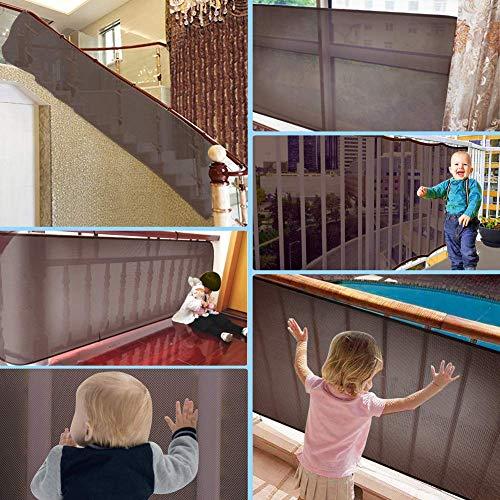 YOMERA Barreras para puertas y escaleras