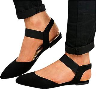 Dorical Damen Pumps,Mutter Klassische Arbeitsschuhe,Pointed Toe Hochzeit Party Schuhe 35-43 EU