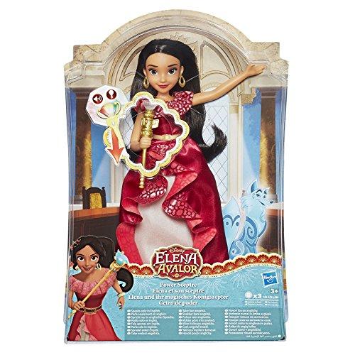 Disney Princesses - C0379EW00 - Elena D'avalor Elena Et Son Sceptre