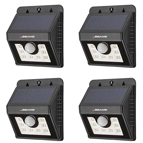 Solar Motion Sensor Wall Lights