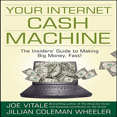 Your Internet Cash Machine cover art