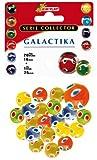 20 Canicas + 1 Calota Galactika