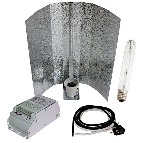 GIB / ETI Kit avec lampe à vapeur de sodium pour croissance des plantes 400 W