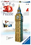 Ravensburger - Puzzle 3D - Building - Big Ben - 12554
