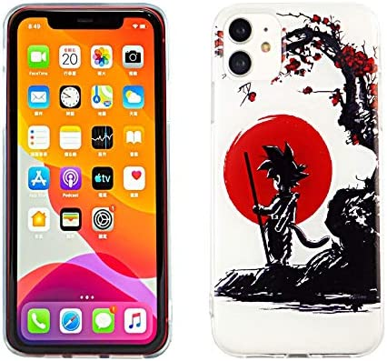 iPhone 11 6 1 Inch TPU Case CASEVEREST 3D Print Design Slim Fit Cover iPhone 11 Dragon Ball product image