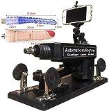 NMQQ Sex Toys Fickmaschine Sexspielzeug, Sexmaschine Für Frauen Und Männer Automatische Einziehbare Masturbationspumpenpistole Für Erwachsene Vibrator Liebesmaschine Frauen