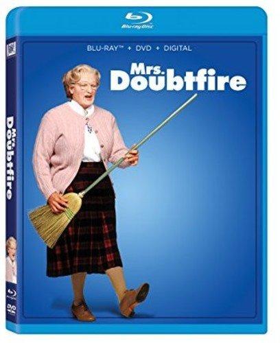 Amazon - Mrs Doubtfire [Blu-ray or DVD] $4.99