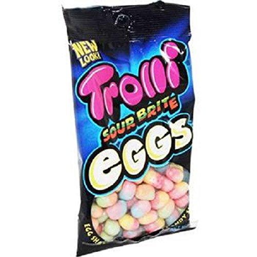 产物的那就不值,PEG袋酸布里特鸡蛋,计数12(4盎司) - 糖糖果/抓斗品种&香精