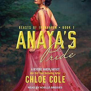 Anaya's Pride: A Reverse Harem Fantasy cover art