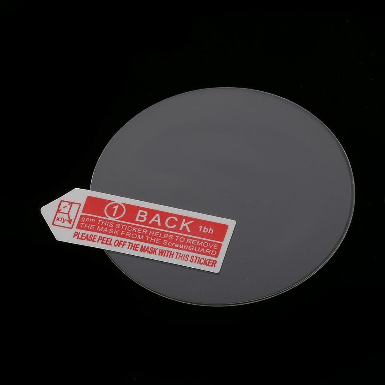 資格仕立て屋無能9H硬度 強化ガラス スクリーン 保護 フィルム 気泡ゼロ 傷防止 Garmin Forerunner Watchに対応 全7サイズ - Garmin Forerunner 220用