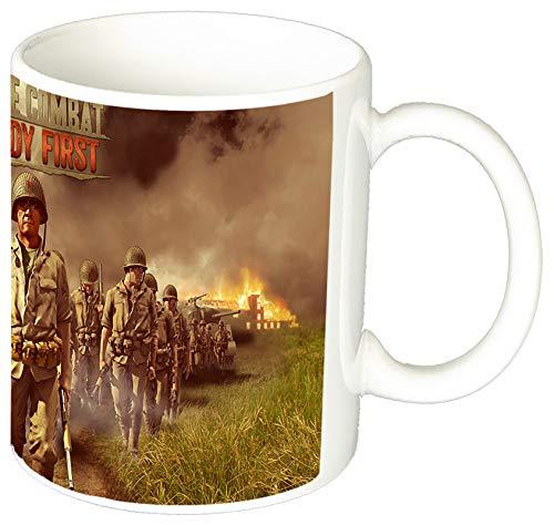 Close Combat The Bloody First Tazza Mug