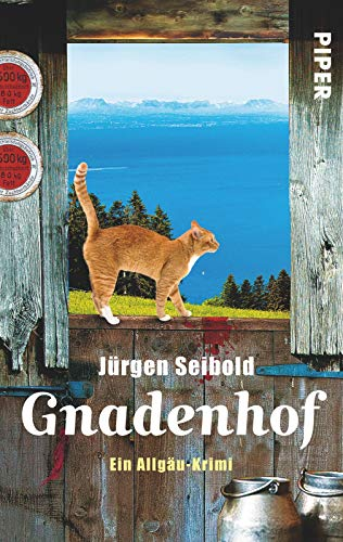 Gnadenhof: Ein Allgäu-Krimi (Allgäu-Krimis, Band 2)