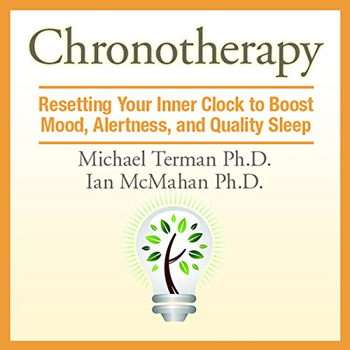Chronotherapy audiobook cover art