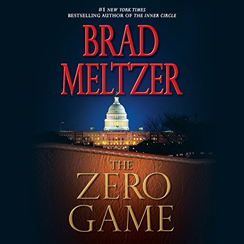 The Zero Game audiobook cover art