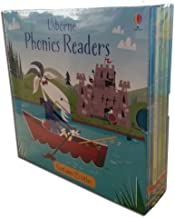 Usborne Phonics Young Readers 15 Picture Books Box Set Collection Pack