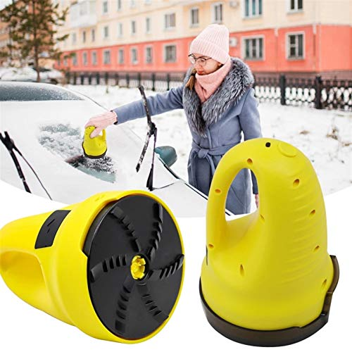 Electric Ice Scraper, Winter Auto Car Window Windshield Snow Remover Deicer, USB Charging Snow Scraper Car Deicer Auto Windshield De-Icers Snow Brushes Magical Ice Removal Tool