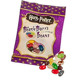 Harry Potter – Bertie Botts granos de todos los gustos – Jelly Belly Beans (54 g)