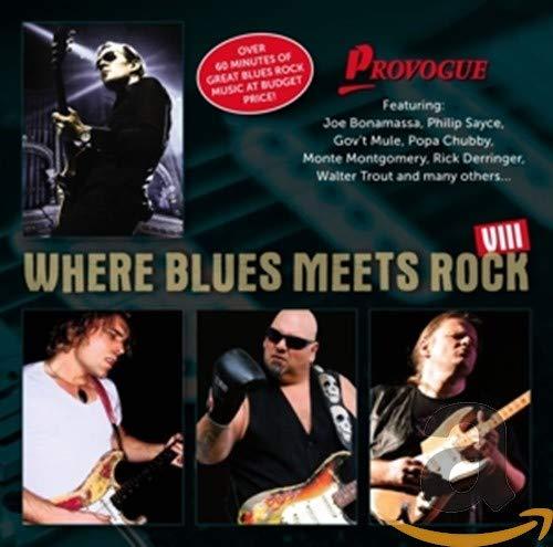 Where Blues Meets Rock Vol.8