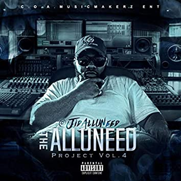 The Alluneed Project, Vol. 4