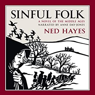 Sinful Folk                   By:                                                                                                                                 Ned Hayes                               Narrated by:                                                                                                                                 Anne Day-Jones                      Length: 12 hrs and 23 mins     34 ratings     Overall 3.8