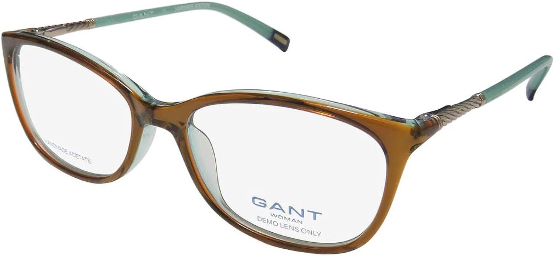 Gant Ga 4025 Womens Ladies Cat Eye Fullrim Flexible Hinges Eyes Stunning Elegant Trendy Eyeglasses Glasses