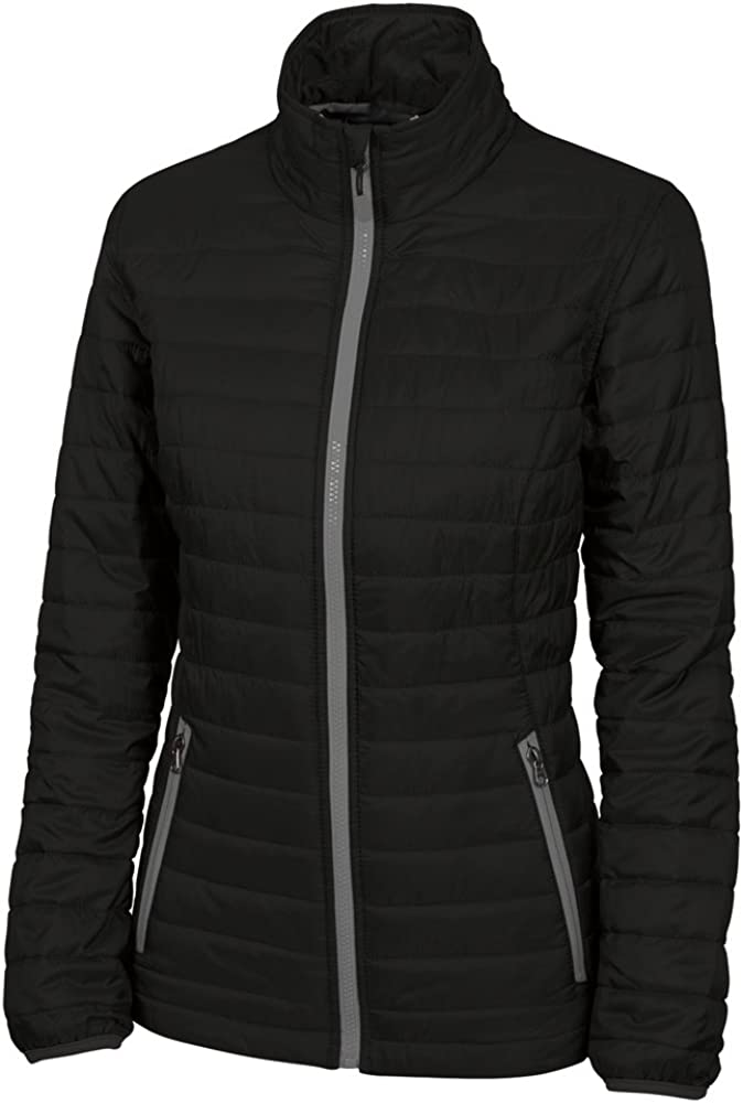 Charles River Apparel Women's Lithium Quilted Jacket