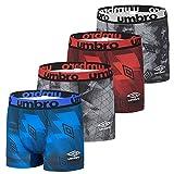 Umbro Boxer Umb/1/Bmx4 Calzoncillos, Multicolor Sub6, XXL para Hombre