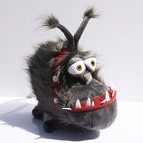 Despicable 2 Kyle Plush Minions Gray Gru's dog Stuffed Doll toys Plush Dog Toy 30cm