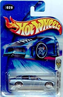 Hot Wheels 2004 First Editions Maserati Quattroporte 29/100 BLUE 029 1:64 Scale by Hot Wheels