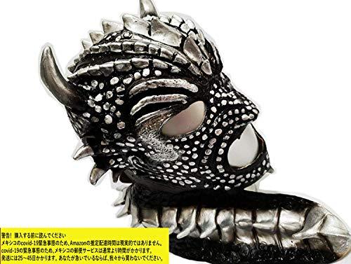 Rafale 666 Black Dragon Wrestling MASK Latex MASK Luchador Costume Wrestler Lucha Libre Mexican Maske