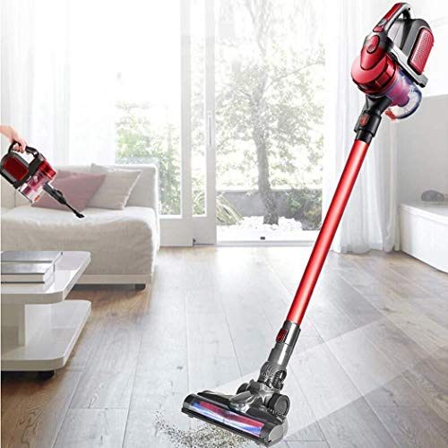 Best Prices! Etuoji Portable Low Noise Household Strong Suction Wireless Vacuum Cleaner Handheld Vac...