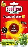 Substral Celaflor TrauermückenEX - Gegen Larven der Trauermücke und andere Schädlinge und Schadinsekten, 4 x 7,5 ml