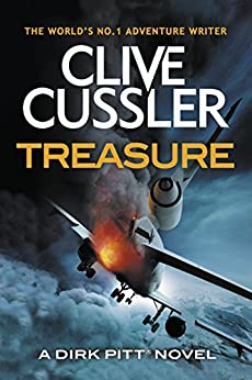 Cover of Treasure by Clive Cussler